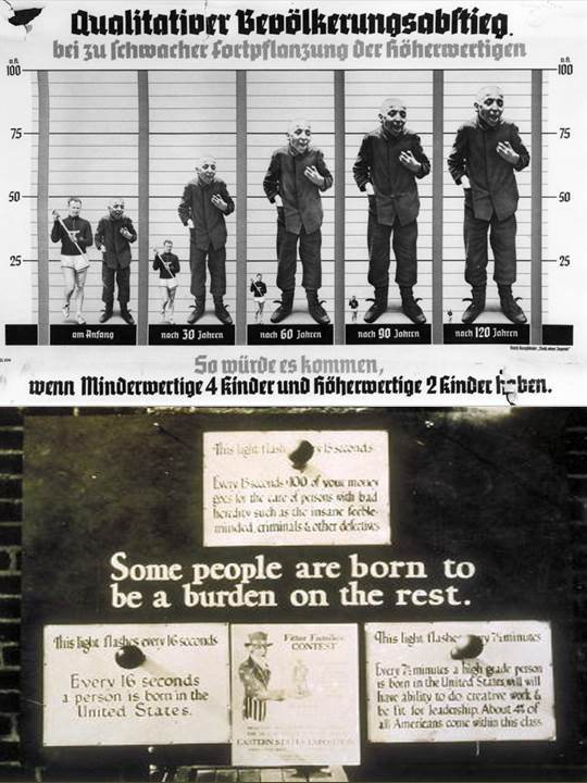 the american eugenics movement The black politics of eugenics by  these dual realities produced the complex landscape of the american eugenics movement, and show that african americans.