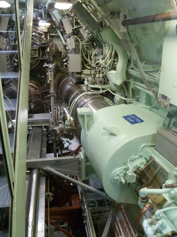 11 torpedo room guts